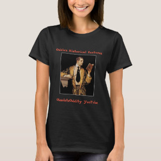 Oddie's Historical Features - Oddie Beau T-Shirt