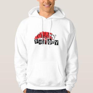 Oddity Factory Logo Hoodie