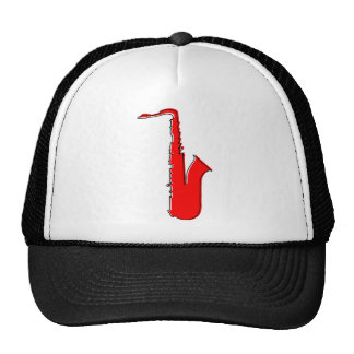 oddRex saxophone Trucker Hat