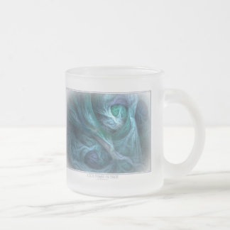 Oddyssy In Blue Mug