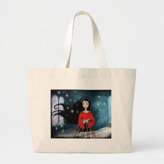 Ode Jumbo Tote Bag
