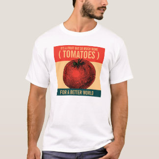 Ode to a Tomato Shirt