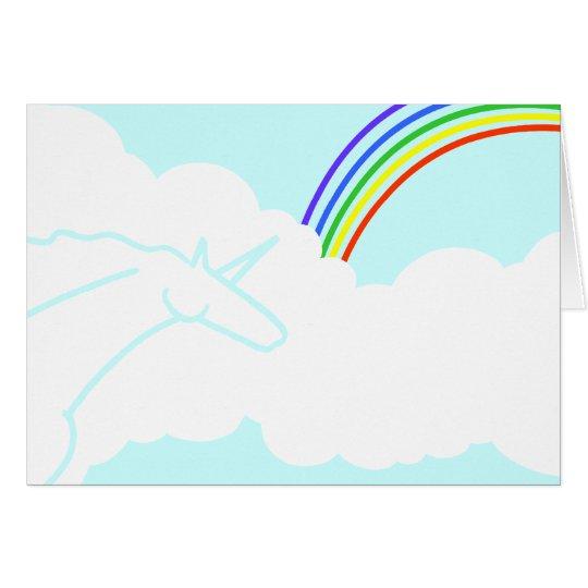 Ode to the '70s Rainbows & Unicorns Birthday