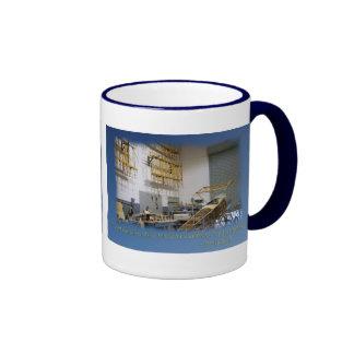 Ode To The Homebuilt Aircraft Ringer Coffee Mug