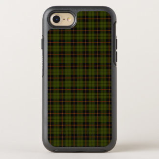 Odee army green with orange and black stripe OtterBox symmetry iPhone 8/7 case