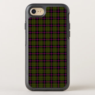 Odee army green with pink and black stripe OtterBox symmetry iPhone 8/7 case