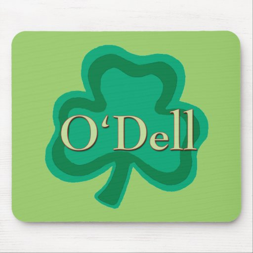 O'Dell Family Mouse Mat