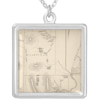 Odell, Millsfield, Dummer, Cambridge Silver Plated Necklace