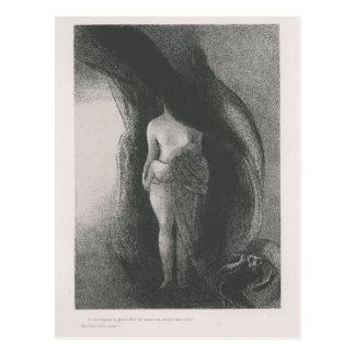 Odilon Redon- I am still the great Isis Postcard