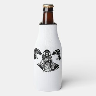 Odin And Ravens Bottle Cooler