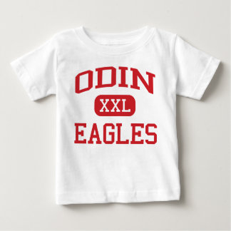 Odin - Eagles - Odin High School - Odin Illinois Baby T-Shirt