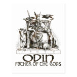 Odin Postcard