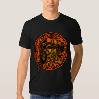 Odin Runes, Tree Of Life Shirt