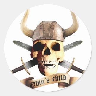 Odin sword sticker