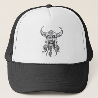 Odin the Great Norse God Trucker Hat