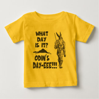 Odin's Day Baby T-Shirt