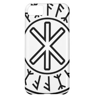 Odin's Protection No.2 (black) iPhone 5C Case