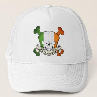 O'Doherty Irish Skull Trucker Hat