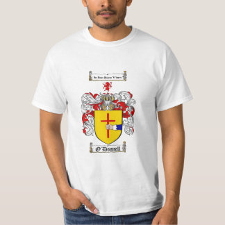 O'Donnell Family Crest - O'Donnell Coat of Arms T-Shirt