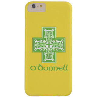 O'Donnell Irish Cross Barely There iPhone 6 Plus Case