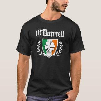 O'Donnell Shamrock Crest T-Shirt