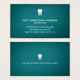ODONTOIATRA BUSINESS CARD