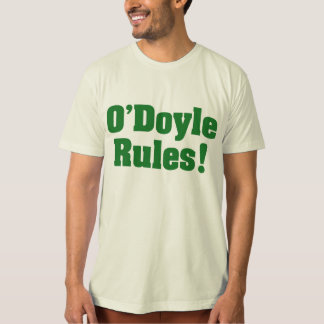 O'Doyle Rules t-shirt