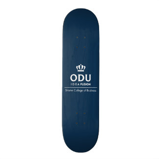 ODU Stacked Logo 19.7 Cm Skateboard Deck