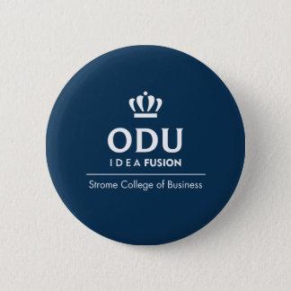 ODU Stacked Logo 6 Cm Round Badge