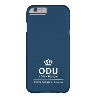 ODU Stacked Logo Barely There iPhone 6 Case