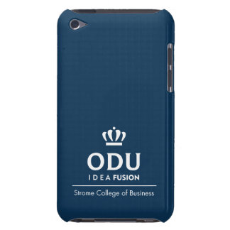 ODU Stacked Logo iPod Touch Cases