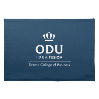 ODU Stacked Logo Placemat