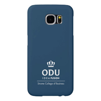 ODU Stacked Logo Samsung Galaxy S6 Cases