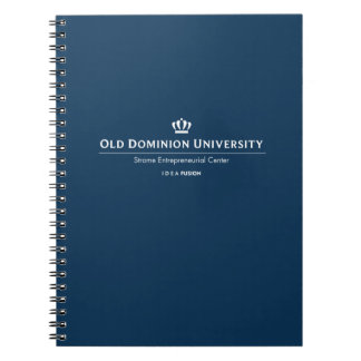 ODU Strome College of Business Notebooks