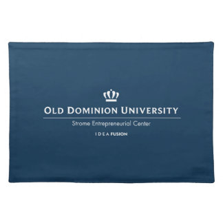 ODU Strome College of Business Place Mats