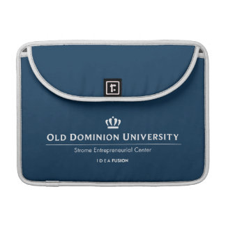 ODU Strome College of Business Sleeve For MacBooks
