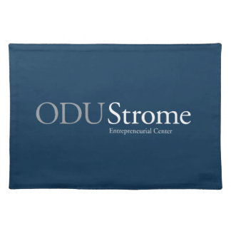 ODU Strome Entrepreneurial Center Placemat