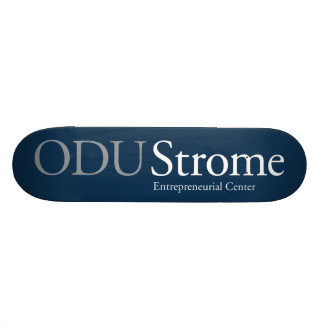ODU Strome Entrepreneurial Center Skateboard Deck