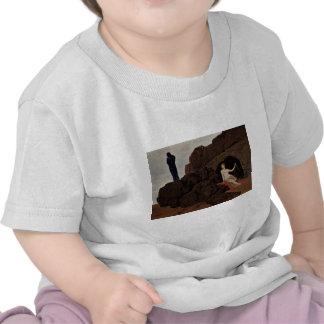 Odysseus And Calypso T-shirts