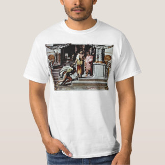 Odysseus And The Daughter Of Cadmus Tees