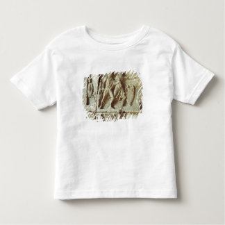 Odysseus discovering the suitors of his wife toddler T-Shirt