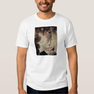 Odysseus In Front Of Scylla And Charybdis T Shirt