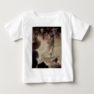 Odysseus In Front Of Scylla And Charybdis Tee Shirts