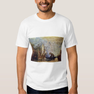 Odysseus Mocked Polyphemus By Turner Joseph Mallor Tee Shirts