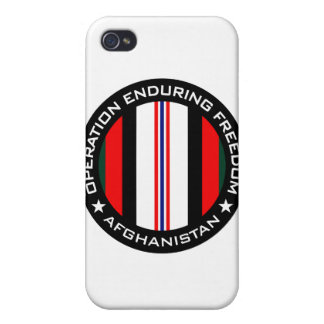OEF Afghanistan iPhone 4 Case