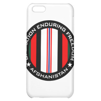 OEF Afghanistan iPhone 5C Covers