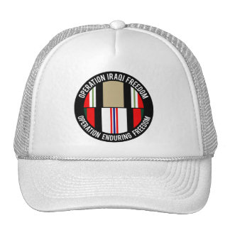 OEF - OIF MESH HAT