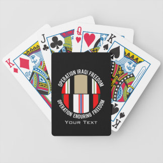 OEF - OIF BICYCLE POKER DECK