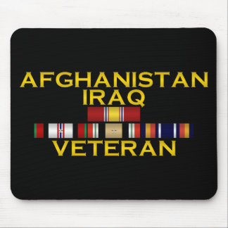 OEF OIF VET Mouse Pad #2