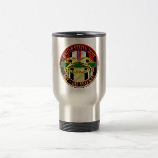 OEF OIF Veteran Military Police 15 Oz Stainless Steel Travel Mug